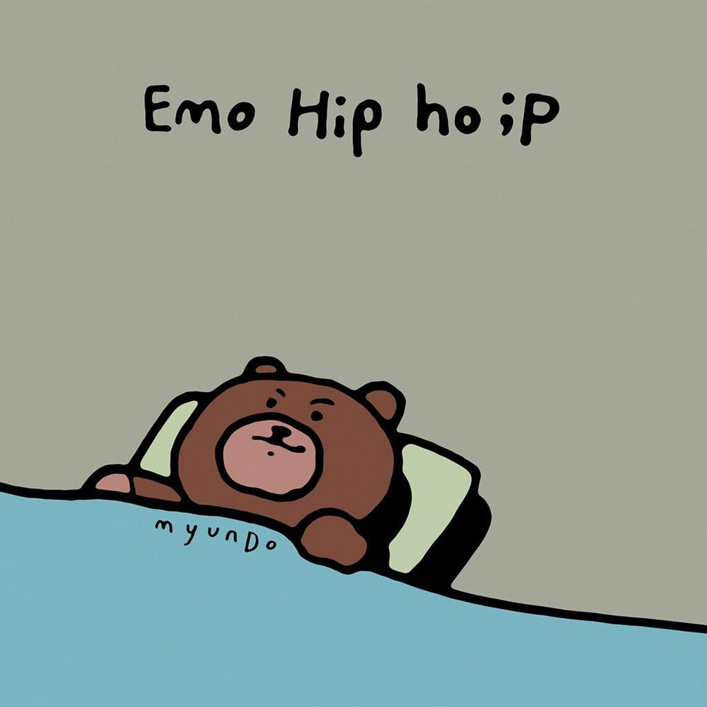 myunDo releases digital single 'Emo Hip ho