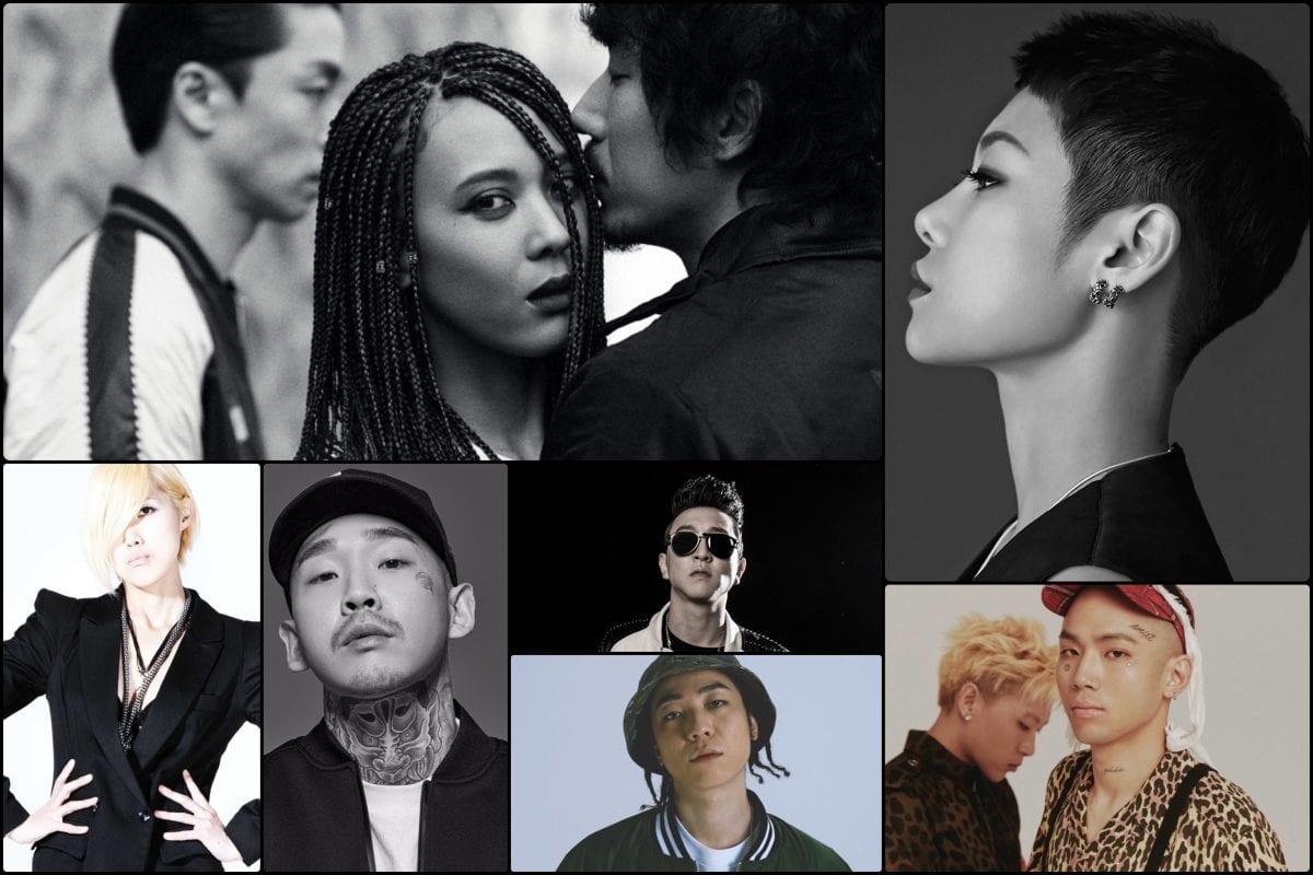 My Top 6 Korean Rappers (To Ring in 66)  HiphopKR