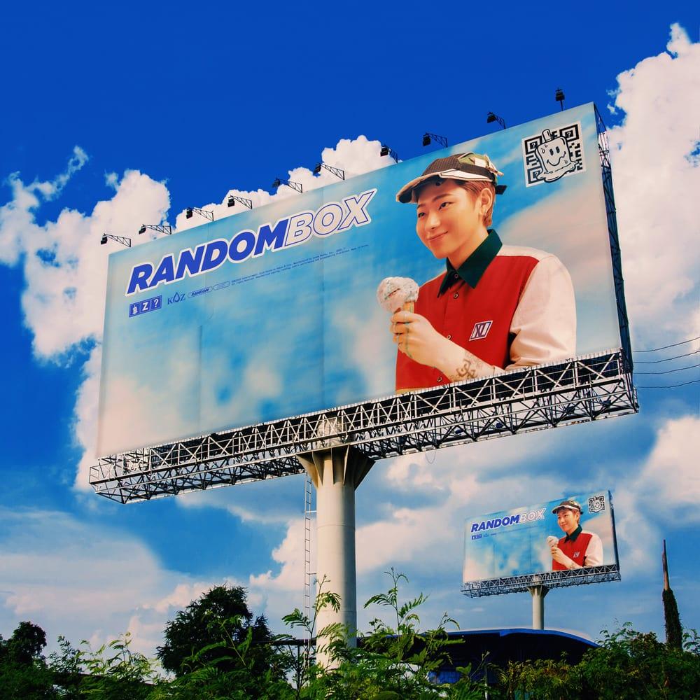 "ZICO drops ""RANDOM BOX"" EP & ""Summer Hate (Feat. Rain)"" MV"